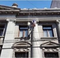 Banco de Chile Valparaíso Aplicacion de Pelicoat France ProWall
